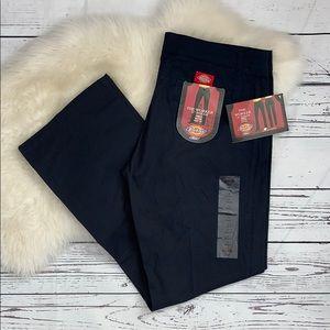 Dickies The Worker Navy Blue Bootcut Pants